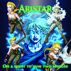 ARISTAR Collage by TMCCOMIC
