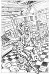 Commission:Elize M. ko'ed by Harold Haas-Pencils