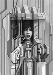 Prisoner by CDemirkan
