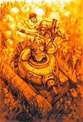 All Hands Abandon Tank!