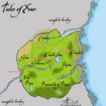 Tales of Emor Map.