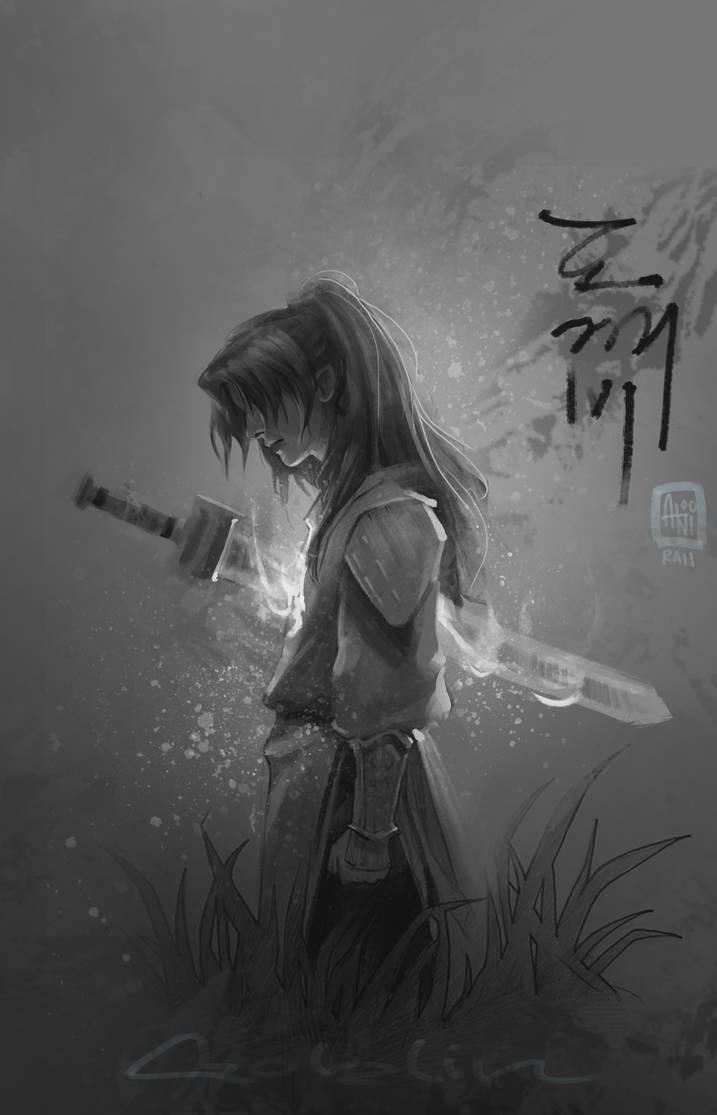 Goblin: Kim Shin by AkiiRaii