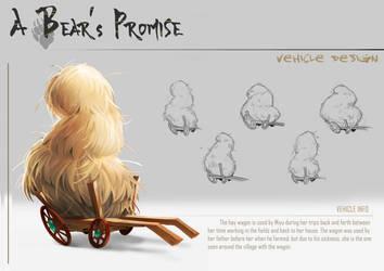 A Bear's Promise: Vehicle 1 by AkiiRaii