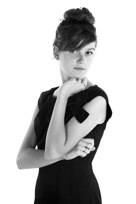 Audrey Hepburn by ccdavies1