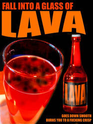 Lava by lunarFIRE