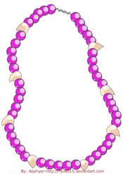 Inuyasha's Necklace by Ryoku15