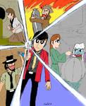 Lupin III: the Secret of Mamo by DrFurball