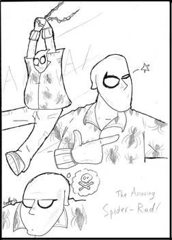 The Amazing Spider-Rad!