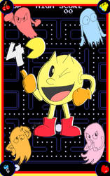 4 Decades of Pac-Man!
