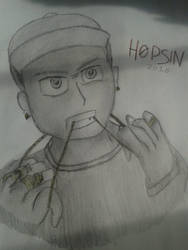 The Ill Mind of Hopsin by OverlordAvarice