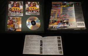Crash Team Racing - Physical Copy [PAL Version]
