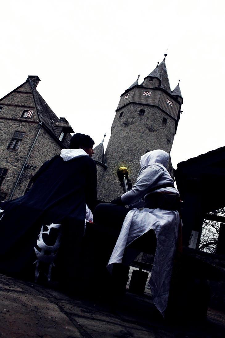 AssassinS Creed - A piece of eden by TokyoStripper