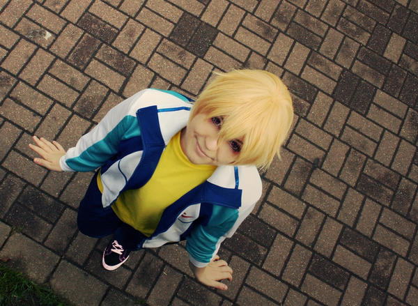 Nagisa Hazuki - Free! by TokyoStripper