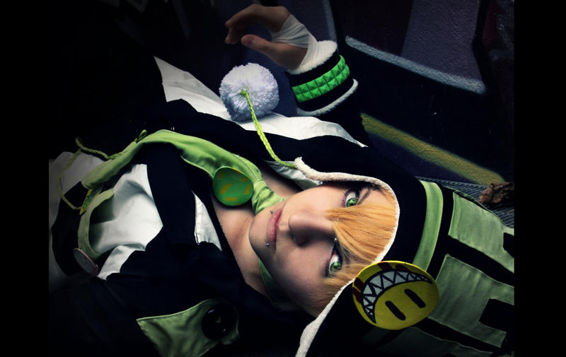 I like Wurst - Noiz DMMD by TokyoStripper