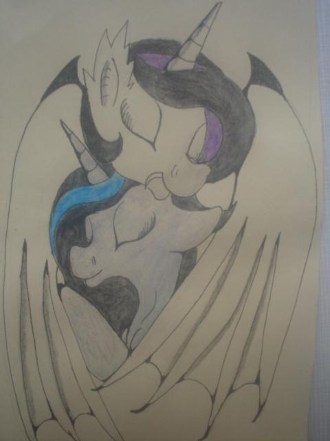 mlp: best friends :3 by PurpleWish23
