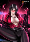 Ada Wong - optional NSFW on Patreon