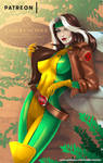Rogue - optional NSFW on Patreon