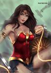 Wonder Woman - optional NSFW on Patreon 3