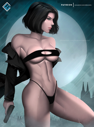 Selene - Patreon preview by evandromenezes