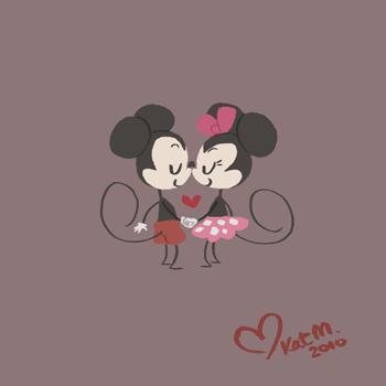 sweethearts by taffygiraffe