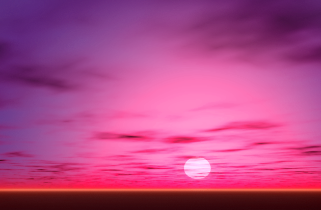 Pink And Purple Sky Background By Mikani-Stock On DeviantArt