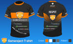 Gamersject T-shirt