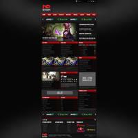 NetCups Website by snowy1337