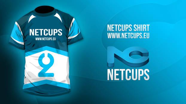 NetCups Shirt Wallpaper