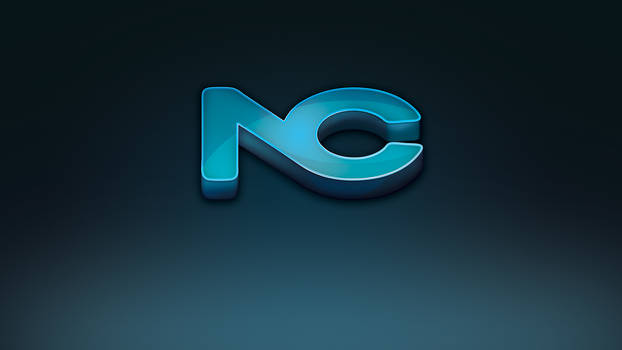 NetCups logo with new texture