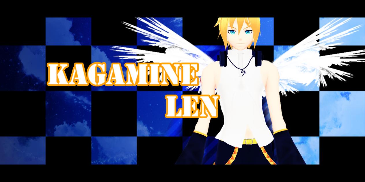 Adult Len by Kanahiko-chan