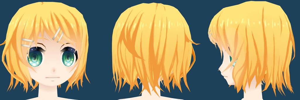 Whoa! New Rin appeared! by Kanahiko-chan
