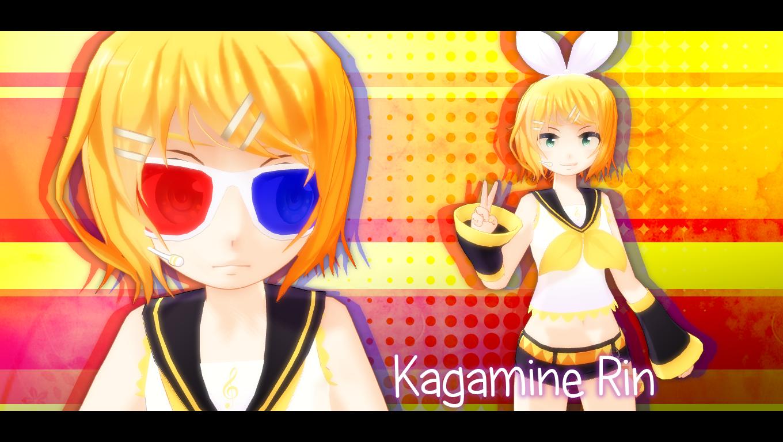 [MMD] Kagamine Rin Download by Kanahiko-chan