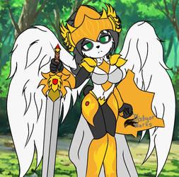 .:Hilda - Armor Ver:.