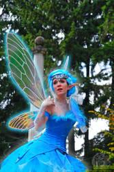 Navi- The Helpful Fairy.