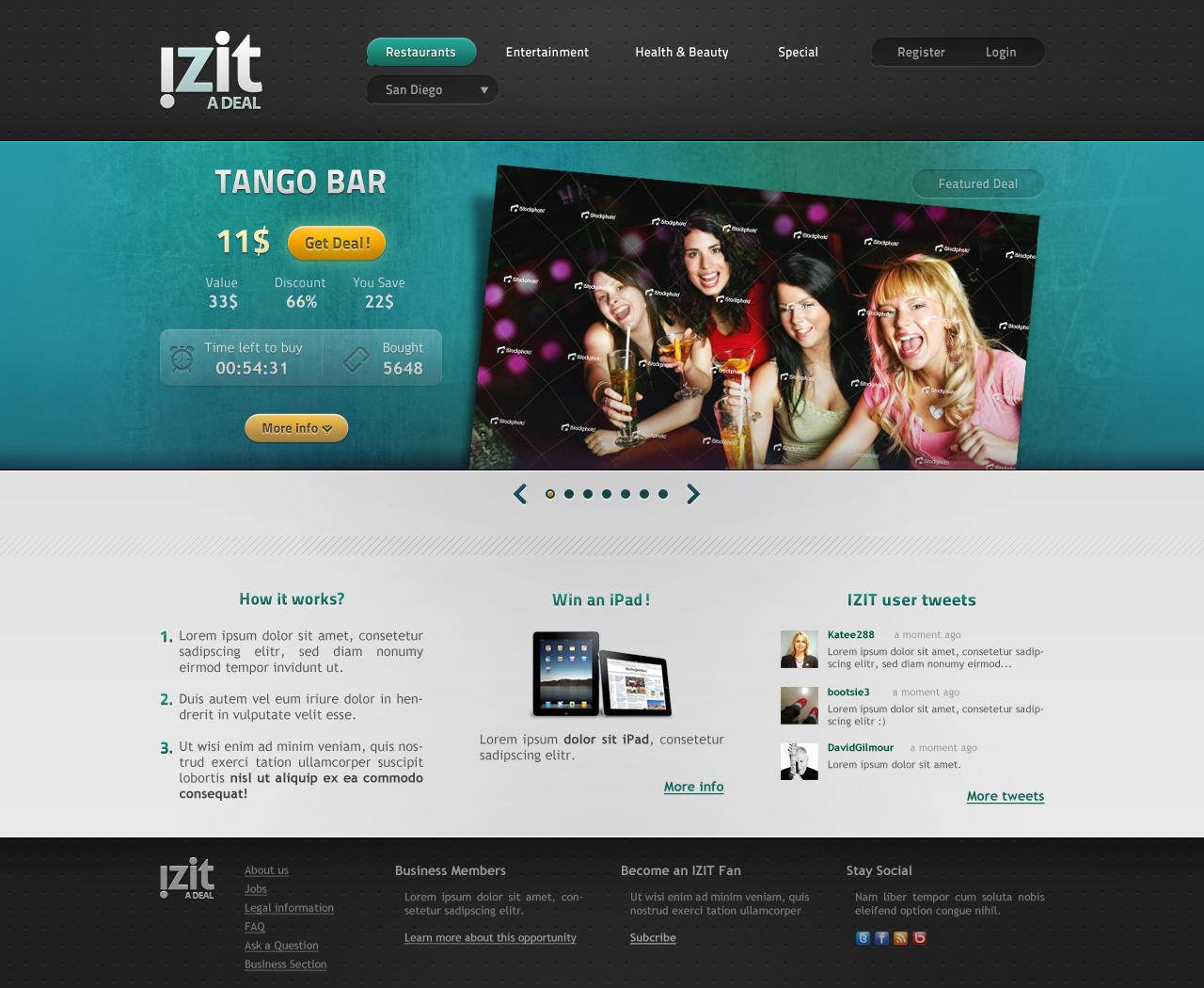 IZIT by Qeep