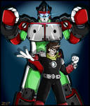 [FANART FRIDAY] Igniter Robo