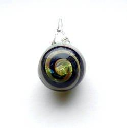 Spiral Pendant - Front