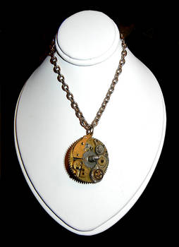 Industrial Style Pendant
