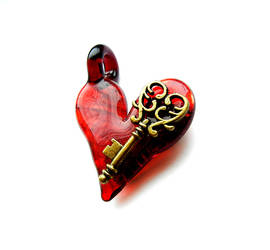 Glass Key to the Heart - side 2