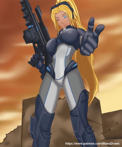 Nova by flashwolver