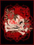 Terra Scythica Skull