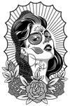 Muerto Girl