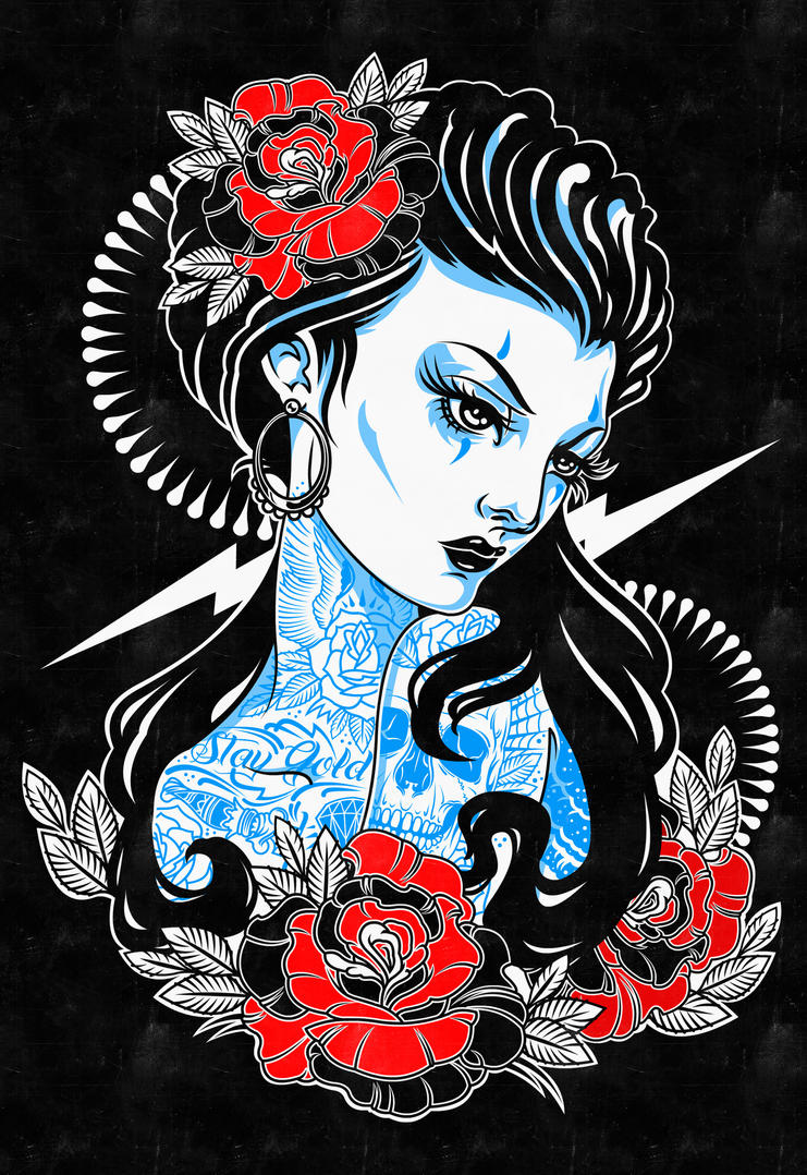 Got Ink by DZNFlavour