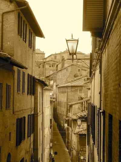Siena Alley by ohfudge7
