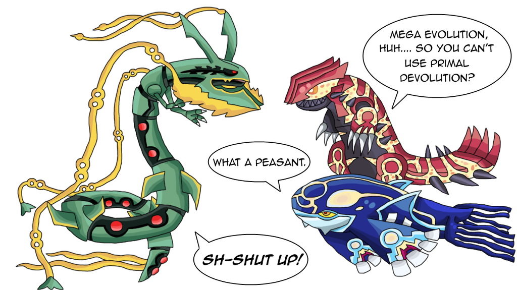 Mega Rayquaza Confirmed By Archappor On DeviantArt