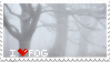 I love Fog Stamp by Candee-Lantern