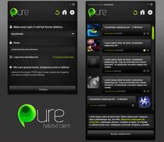 PURE Hellotxt Client by meleKr