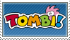 Tombi Stamp by SereneBlackout