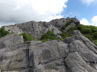 Mount Rogers - Rock Formation 3 by Sneas