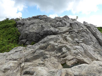 Mount Rogers - Rock Formation 4 by Sneas